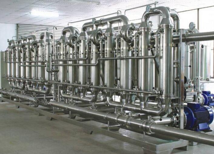 青岛某纯净水厂案例